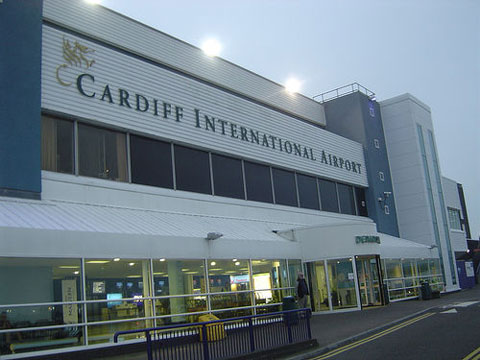 'TOO RISKY': Liberal Democrat AM Eluned Parrott says the Welsh Government's plans to buy Cardiff airport are a massive risk to the taxpayer