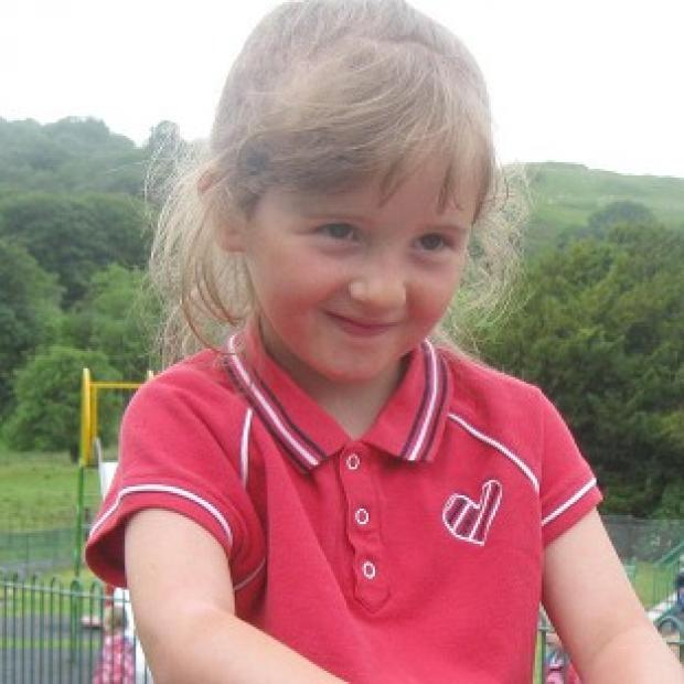 Five-year-old April Jones went missing 11 weeks ago