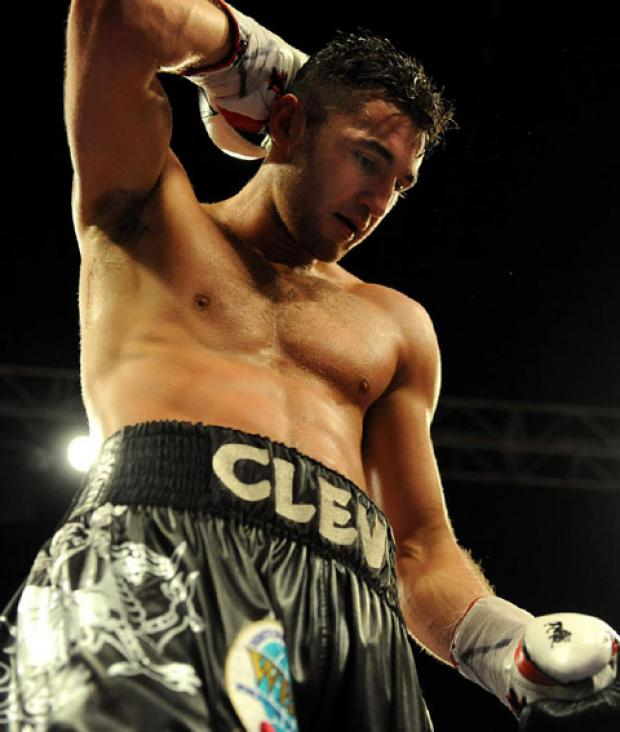 WORLD CHAMP: Nathan Cleverly