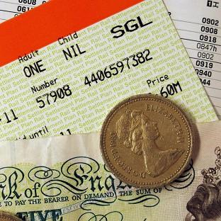 Communters hit by rail fare hikes -  are you affected?