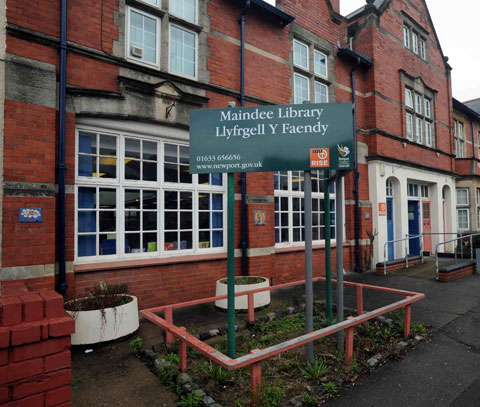 Two Newport libraries could close to save council cash