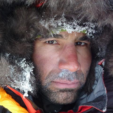 Newport explorer had to quit polar expedition for own safety