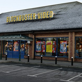 JOBS FEAR: More than 4,000 jobs are at risk after Blockbuster went into administration