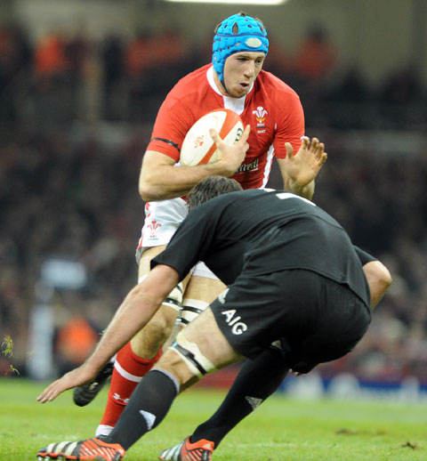 GAMBLE: Should Wales play Justin Tipuric and Sam Warburton against Ireland?