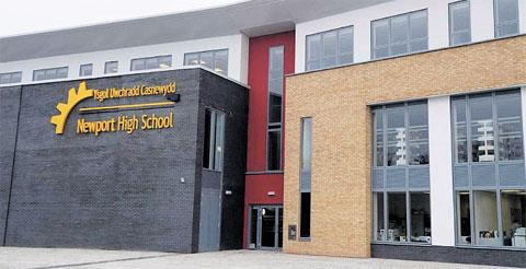 ADMISSIONS SHAKE-UP: Newport High School is one of the schools that could be affected by school admissions changes