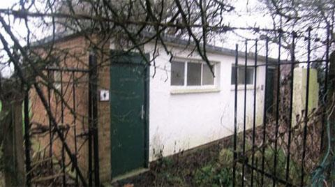 FOR SALE: Mathern Road toilet block, Bulwark