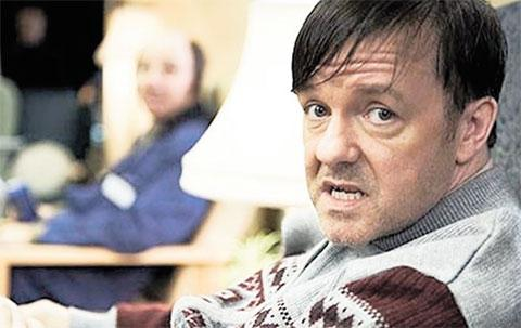 DEREK: Ricky Gervais' character is surplus to the comedy drama's requirements