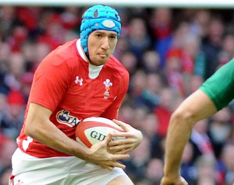 BIG CHANCE: Justin Tipuric