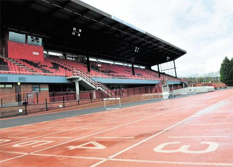 Cwmbran Stadium banned from hosting athletics events