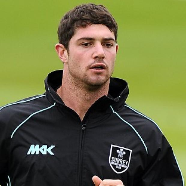 FUTURE STAR: Cricketer Tom Maynard was widely tipped as a future England international