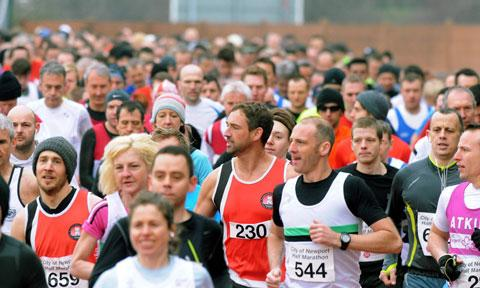 "Newport Half Marathon hailed ""outstanding success"""