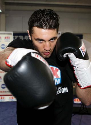 TITLE AIM: Nathan Cleverly is excited about moving up to cruiserweight