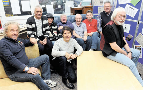 Gwent sixties band reunited for 50th anniversary concert