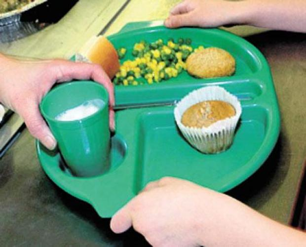 South Wales Argus: PRICE RISE: School meals