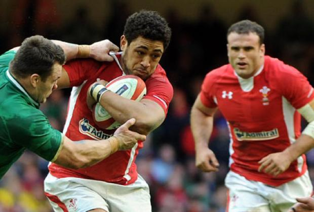 READY FOR BATTLE: Toby Faletau