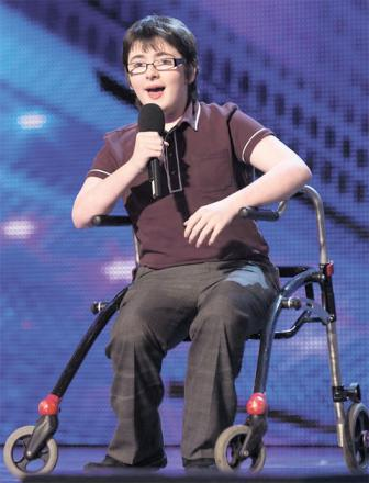 JACK CARROLL: Sailing through to the next round