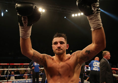 STILL CHAMP: Nathan Cleverly