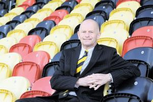 Ex-Newport County boss keeps vow to uncle for league return