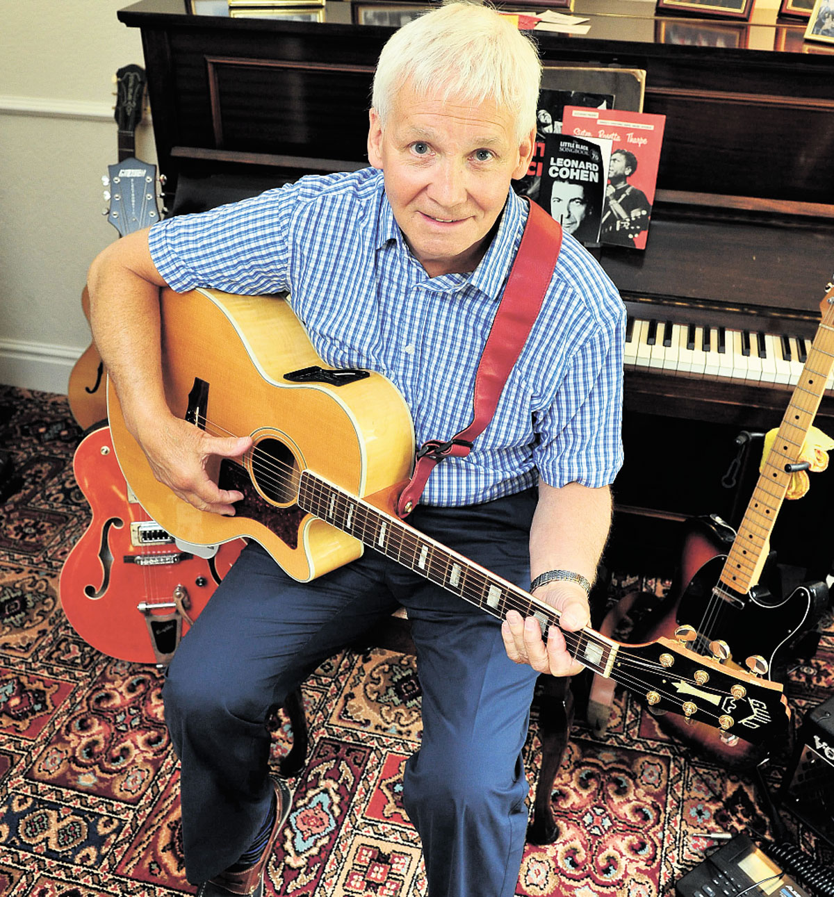 50 years on Cwmbran man recalls Beatles support slot in Abergavenny