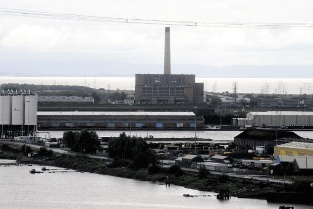 CLOSING: Uskmouth power station
