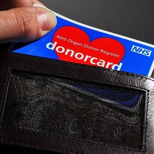 Wales 'opt out' organ donation scheme approved