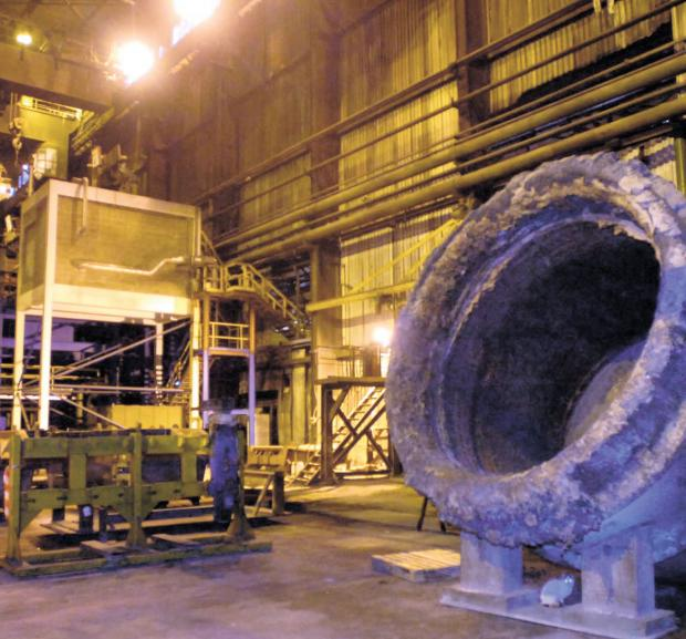 South Wales Argus: PAY ROW: Newport firm Mir Steel