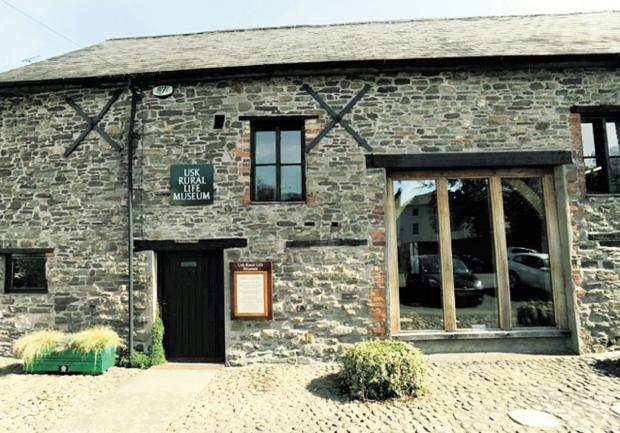 STRUGGLE: The Usk Rural Life Museum, like all museums in Wales, faces a struggle for survival this year, says Monmouthshire heritage boss