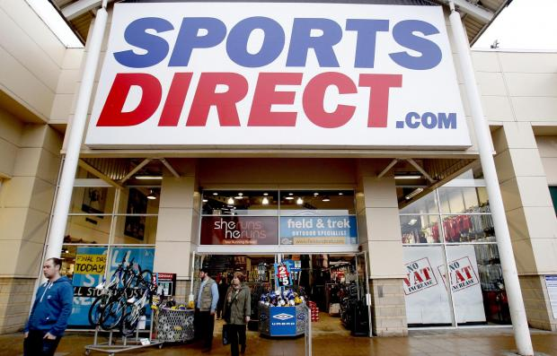 Inquiry over Sports Direct plan for store