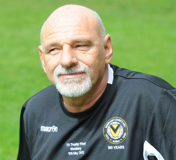 South Wales Argus: TESTIMONIAL: Former Newport County kit man Tony Gilbert