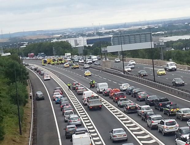 Newport council gives qualified backing to M4 Relief Road