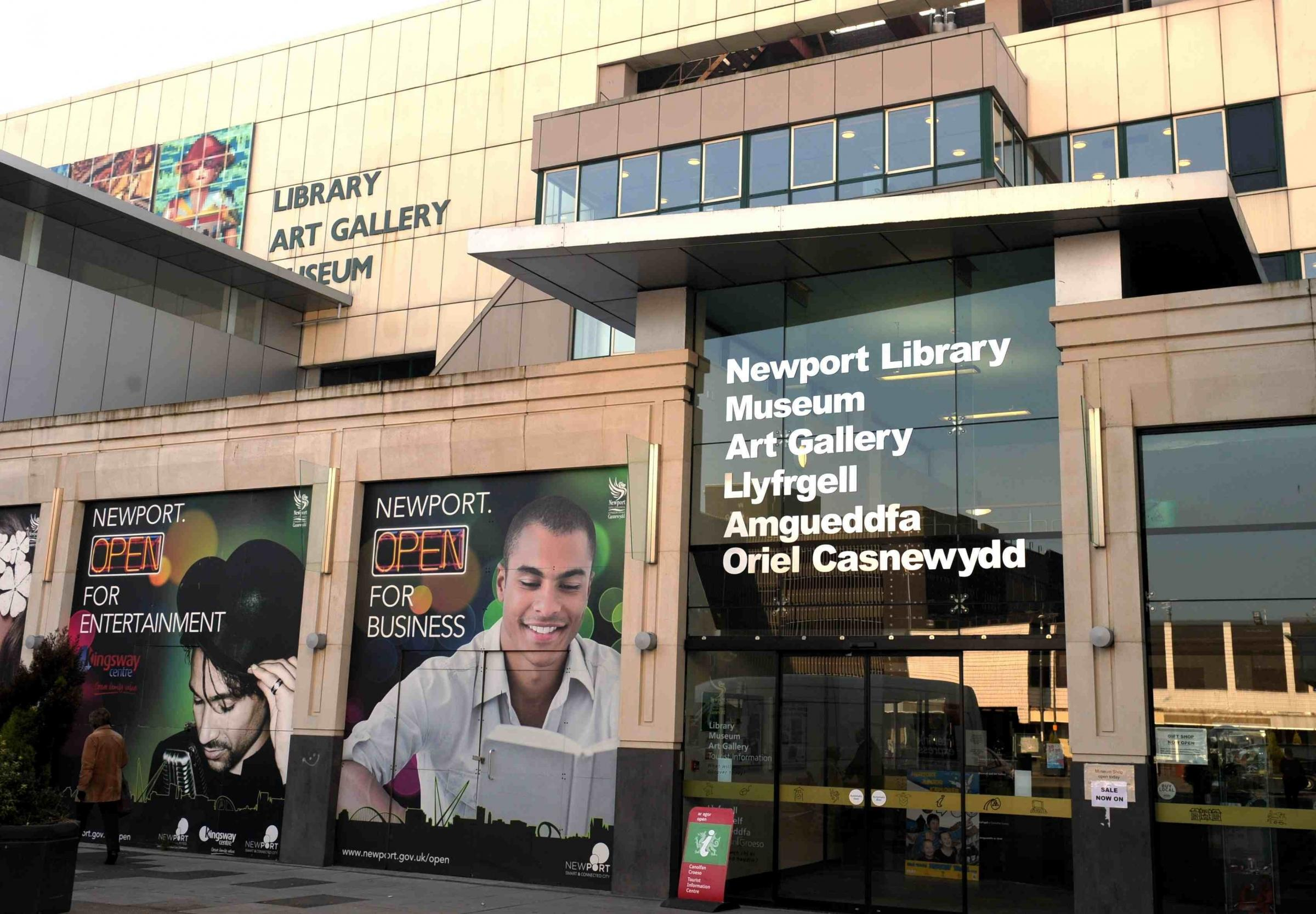 Keeping Central Library Important For Newport Councillors