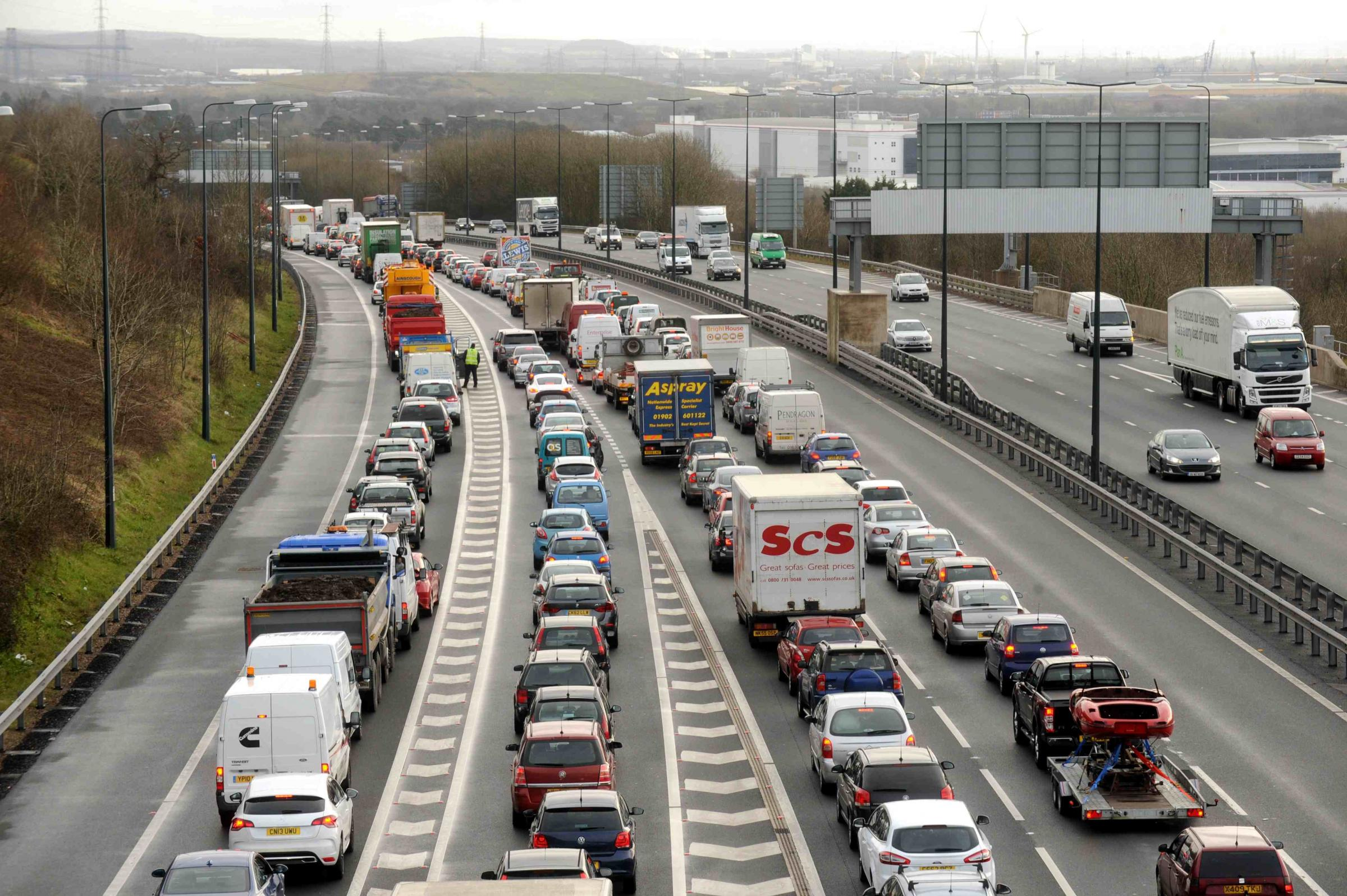 New M4 on cards for Newport with Wales set to get borrowing powers