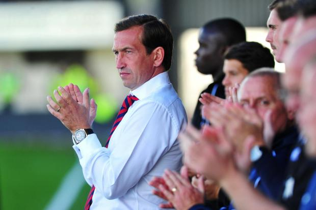BIG DECISIONS: County manager Justin Edinburgh has to be ruthless this summer