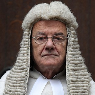 Lord Chief Justice, Lord Judge, will be succeeded by Sir John Thomas as the most senior judge in England and Wales