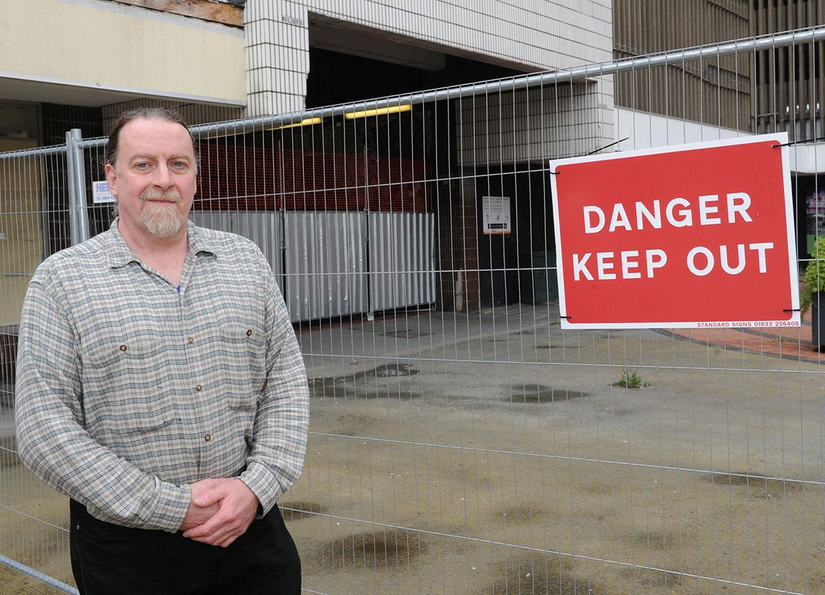 Newport chartist mural demo plans grow as minister stays for Chartist mural newport