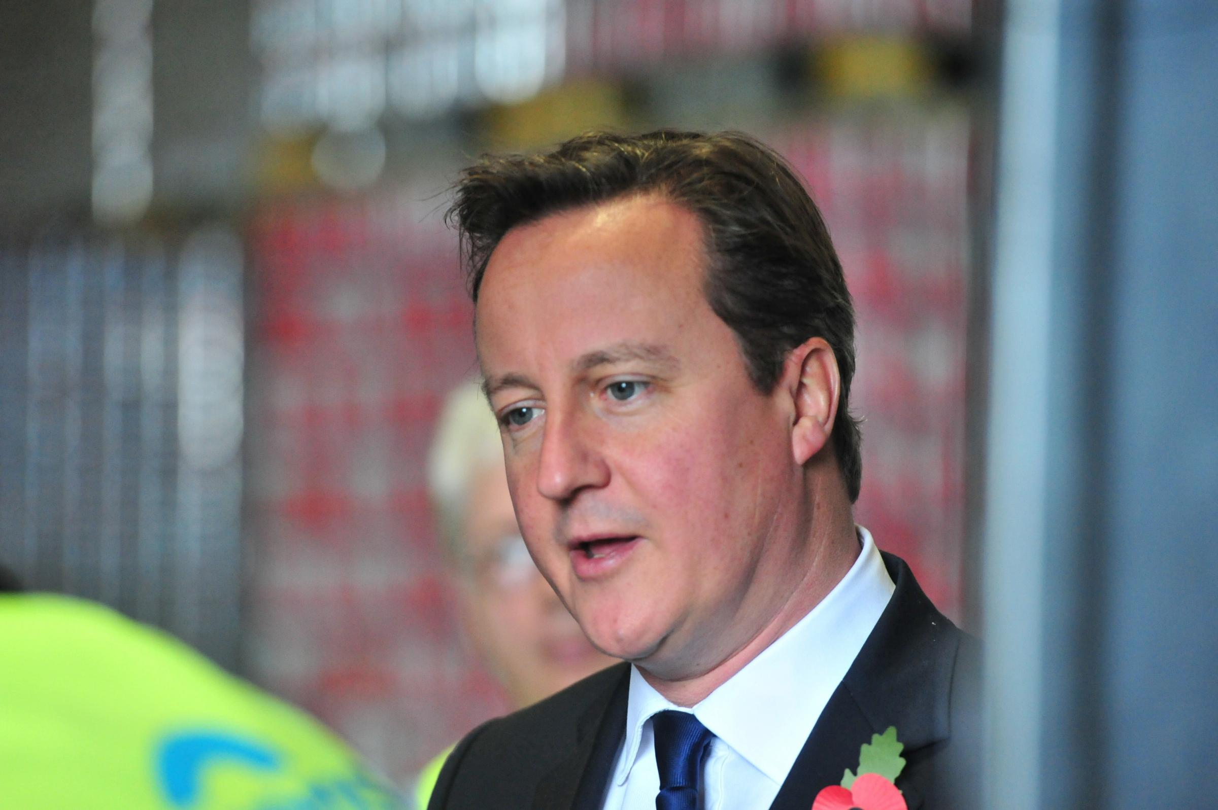 "Prime Minister says Nato gives Wales an ""international stage"""