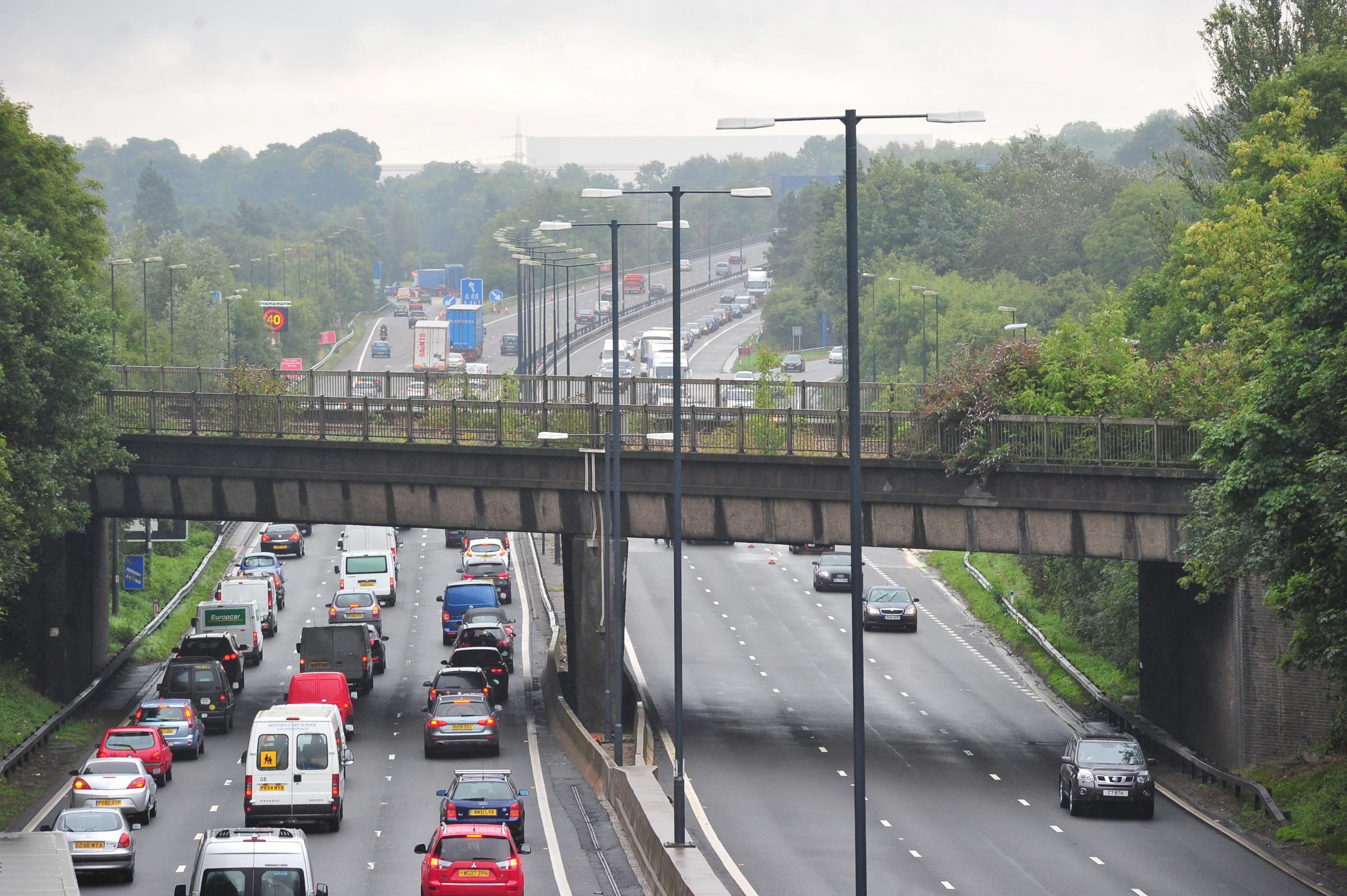 M4 borrowing powers 'early priority' - Welsh Government