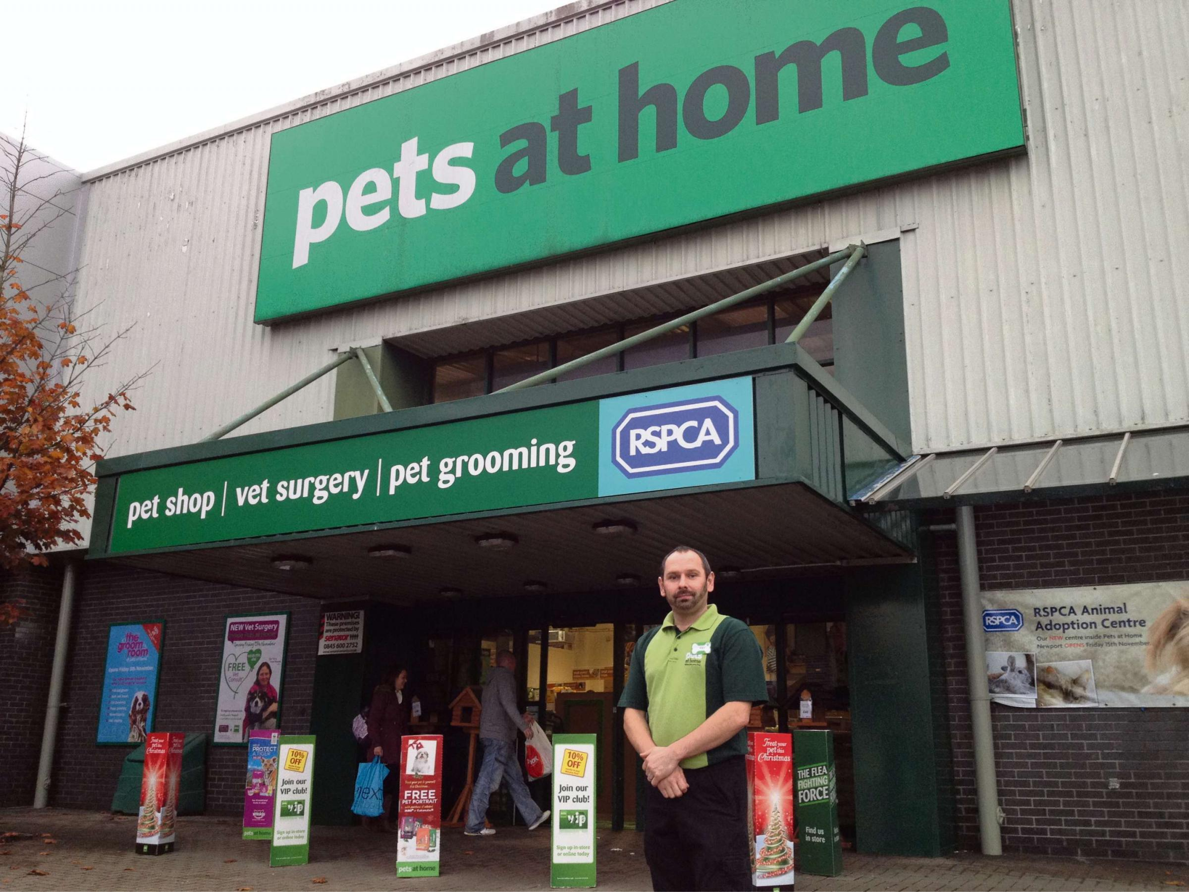 Major Makeover For Pets At Home Newport South Wales Argus
