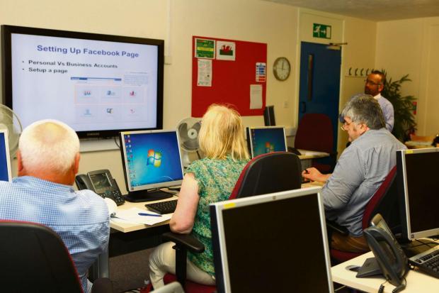 Social Media Training Torfaen