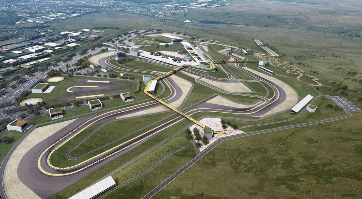 Ebbw Vale racetrack getting \'illegal\' state aid - Silverstone ...