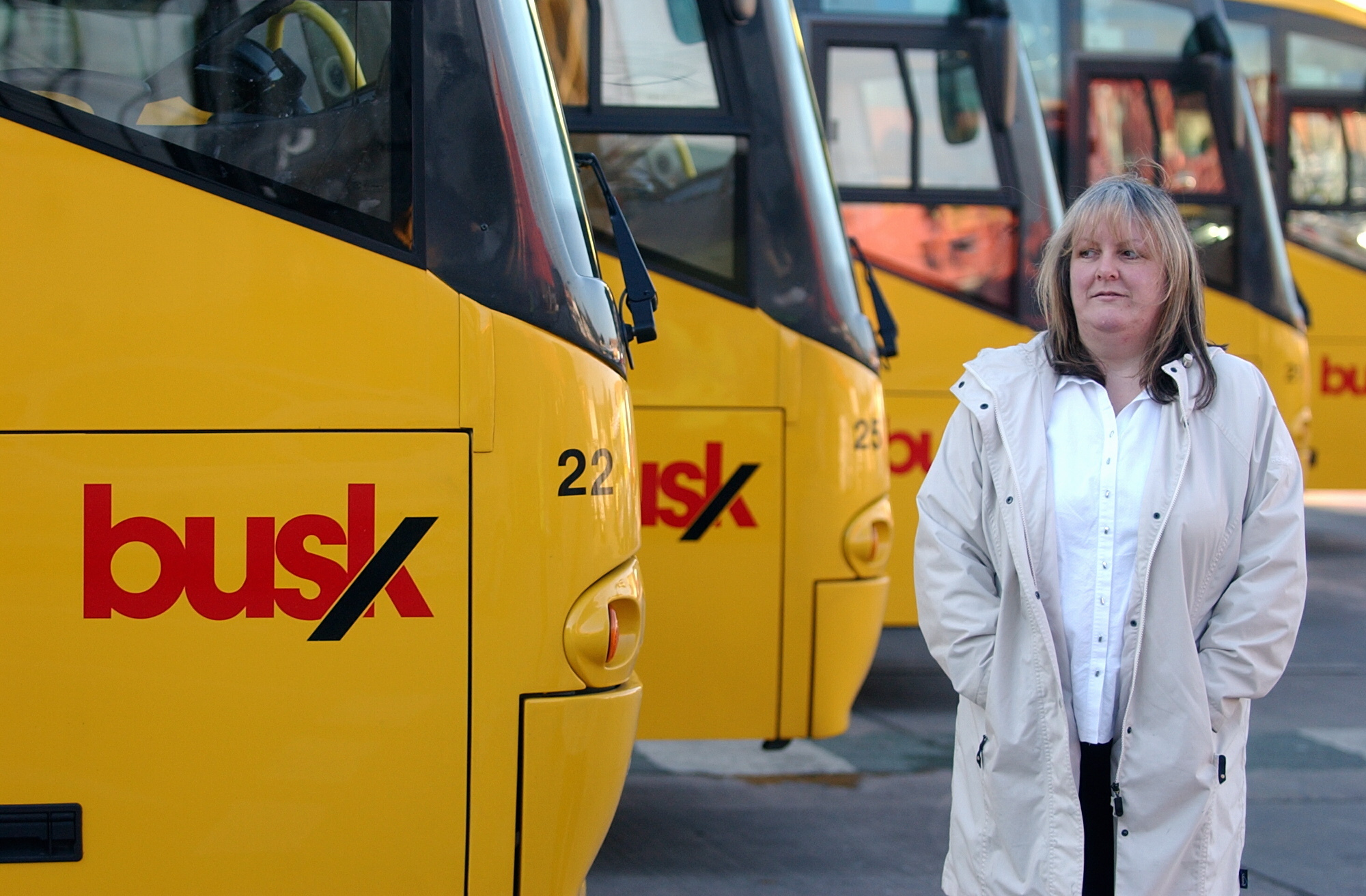 NEW CAMPAIGN: BUSK director Pat Harris