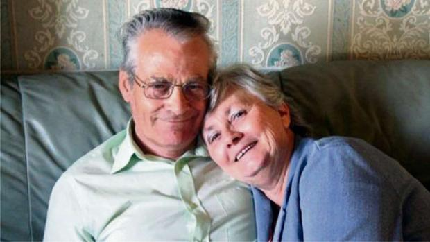 South Wales Argus: DIED: Tony and Pam Adams