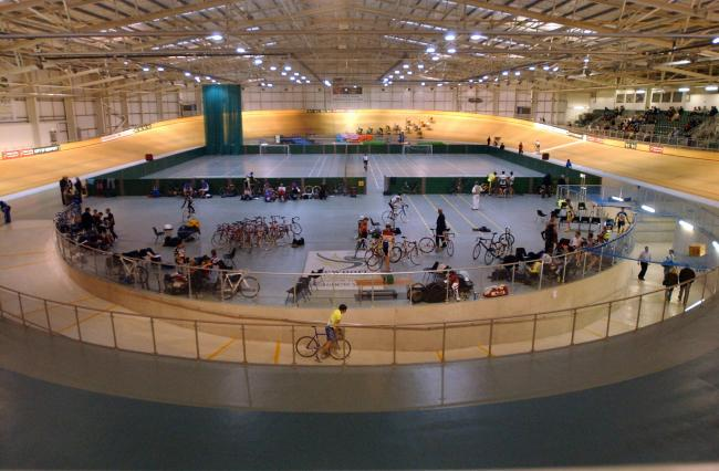 Newport velodrome hosts British Cycling National Youth and Junior Track Championships
