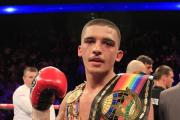 CONFIDENT: Lee Selby is ready to claim his first world title