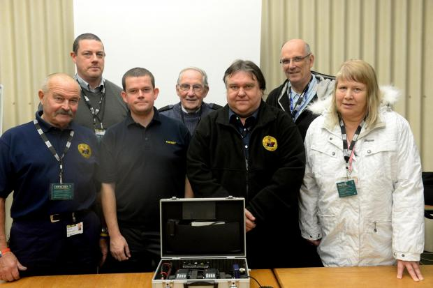 Gwent radio hams ready to help in emergency