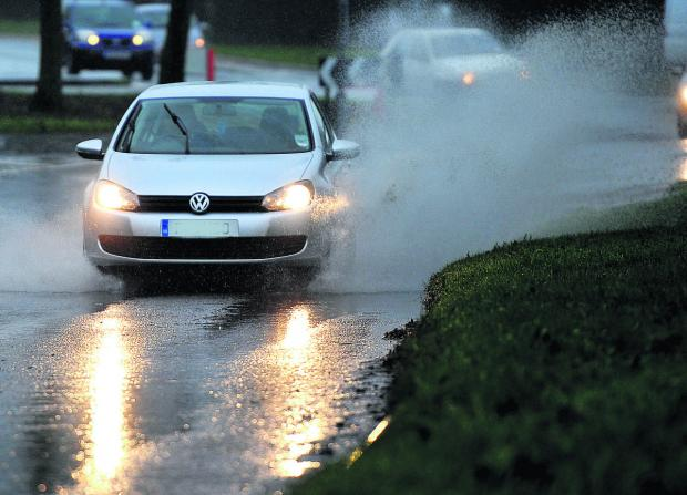 Warnings for heavy rain and high winds in Gwent