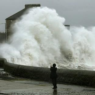 UK suffers worst storms in 20 years