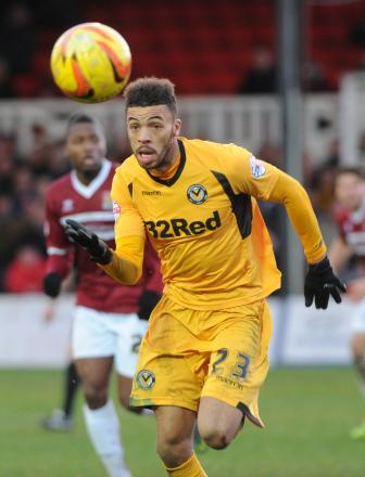 FOCUS: Newport County star Christian Jolley