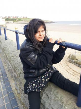 Nida Naseer: physical searches stopped