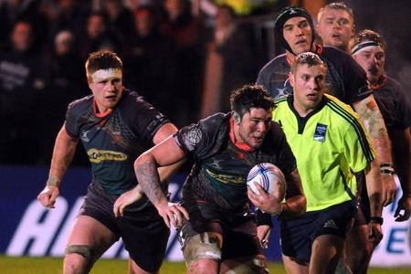 Cardiff Blues look to snap up Dragons forward Ieuan Jones